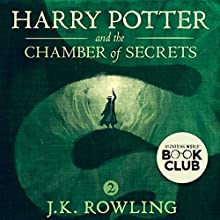 Harry Potter and the Chamber of Secrets, Book 2 Audiobook by J.K. Rowling Narrated by Stephen Fry