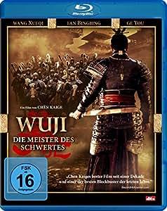 WuJi - Die Meister des Schwertes [Blu-ray]