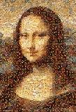 1000ピース モザイク モナリザ M81-511 / ビバリー