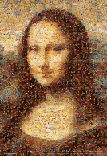 1000ピース モザイク モナリザ M81-511