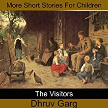 The Visitors Audiobook by Dhruv Garg Narrated by John Hawkes