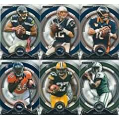 2013 Topps Strata NFL Football Series Complete Mint Hand Collated 150 Card Set Loaded... by Football Card Set