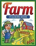 Farm Coloring Book: Coloring Books fo...