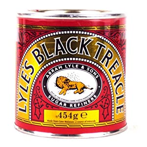 Tate and Lyle Black Treacle 454g
