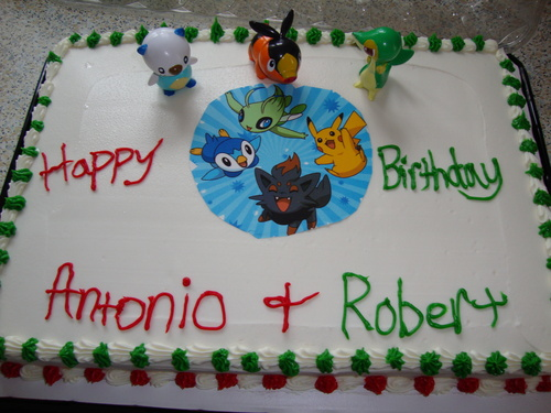 Amazon.com: Pokemon Birthday Cake Topper Decorating Kit ...