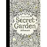 Secret Garden: 20 Postcards (Color: Multi)