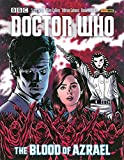 img - for Doctor Who: The Blood of Azrael book / textbook / text book