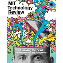 Audible Technology Review, July 2014  by Technology Review Narrated by Todd Mundt
