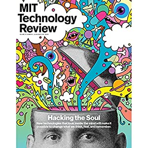 Audible Technology Review, July 2014 | [Technology Review]