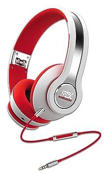 MTX iX1 Casque audio Blanc