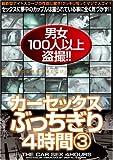 カーセックスぶっちぎり4時間(3) [DVD]