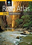 Rand McNally 2016 Road Atlas (Rand Mcnally Road Atlas: United States, Canada, Mexico)