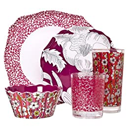 Product Image Liberty of London Dunclare Pink Dining Collection