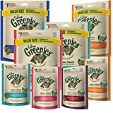 Feline Greenies Dental Treats Oven Roasted Chicken for Cats, 5.5-Ounce