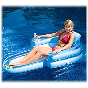 Rave Tahitian Chaise Inflatable Raft 2013