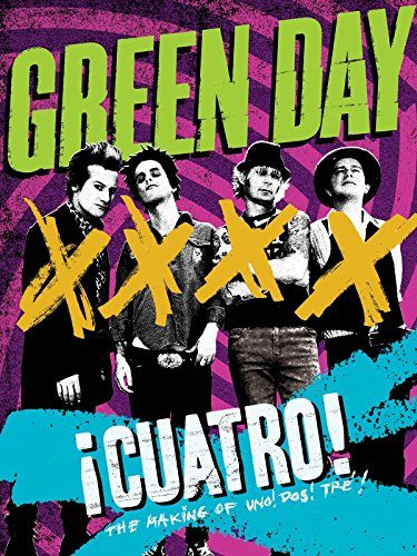 Green Day ¡Cuatro!