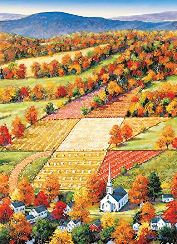 Vermont Maple a 500-Piece Jigsaw Puzzle by Sunsout Inc.