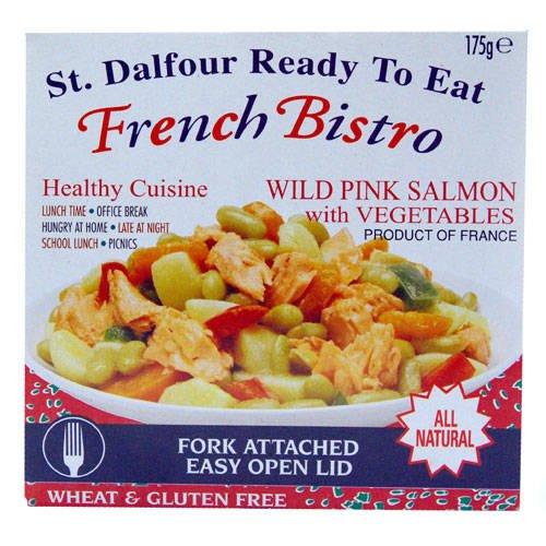 St Dalfour French Bistro Wild Salmon 175g