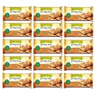 Tj Nature Valley Soft Baked Oatmeal Bars Peanut Butter Box 15-1.87 Individual Wrapped Pack