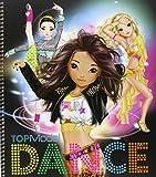Top Model - Album de Coloriage Styliste Danse - Neuf...