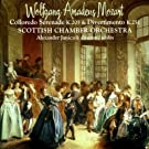 Mozart Colloredo Serenade K.203 & Divertimento K.251
