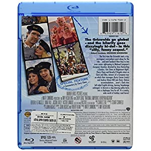 National Lampoon's European Vacation [Blu-ray] [Import anglais]