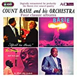 Four Classic Albums (April In Paris / King Of Swing / Atomic Mr Basie / The Greatest! - Count Basie Plays, Joe Williams Sings Standards)by Count Basie