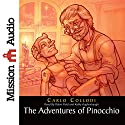 The Adventures of Pinocchio Audiobook by Carlo Collodi Narrated by Robin Field