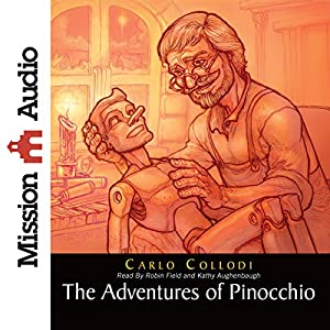 The Adventures of Pinocchio Audiobook