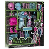 Monster High Y0417 Create A Monster Ice and Blob Girls Large Starter Pack