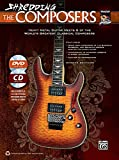 German Schauss Shredding the Composers: Heavy Metal Guitar Meets 8 of the World's Greatest Classical Composers (Book, CD & DVD)