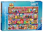 Ravensburger The Sweet Shop Puzzle (5...
