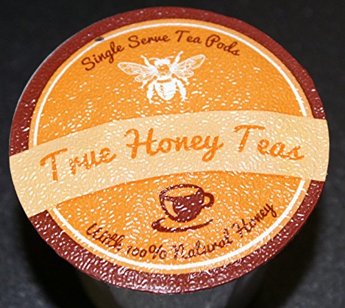 English Breakfast Tea With Honey Single Cup Serve (Package Of 12)