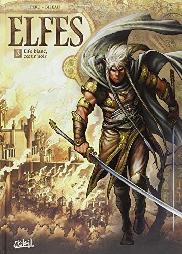 Elfes (3) : Elfe blanc, coeur noir
