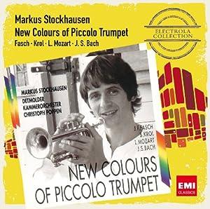 Markus Stockhausen - New Colours of Piccolo Trumpet - Amazon.com Music