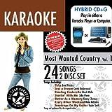 echange, troc Karaoke - Karaoke: Most Wanted Country