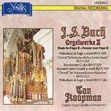 Johann Sebastian Bach - Orgelwerke - Vol. 2 - Ton Koopman an der Gabler-Orgel der Basilika Weingarten