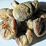 Indus Organic Turkish Jumbo Dried Figs, 1 Lb, Sulfite Free, No Added Sugar, Freshly Packed, Premium Grade