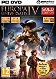 Europa Universalis IV Gold Edition (PC DVD) (輸入版)