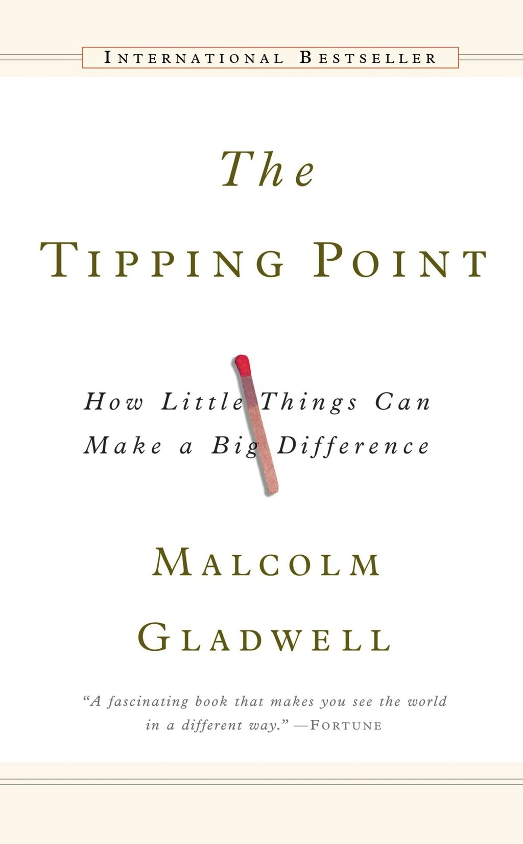 The Tipping Point ISBN-13 9781417665792