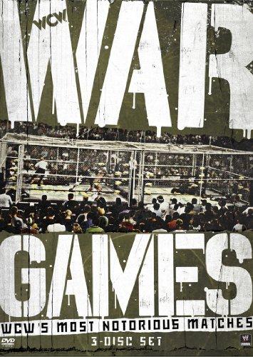 Wrestling (W.W.E.) - Wwe War Games Wcw Most Notorious Match (3DVDS) [Japan DVD] TDV-24348D