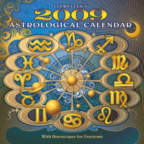 Llewellyn's 2009 Astrological Calendar
