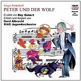 echange, troc serge Prokofieff - Klass.f.kinder: Peter U.d.wolf