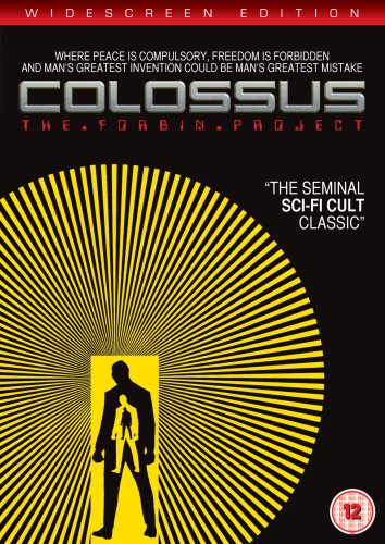 Colossus - The Forbin Project [1970] [DVD]