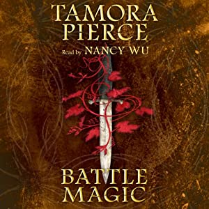 Battle Magic | [Tamora Pierce]