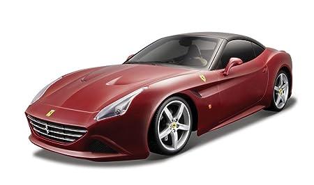 Maisto - 2043104 - Maquette De Voiture - Kit De Construction - Ferrari California T - Rouge - Echelle 1/24
