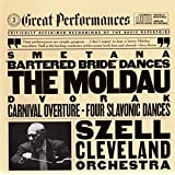 Smetana: The Moldau; Bartered Bride Dances / Dvorak: Carnival Overture; 4 Slavonic Dances