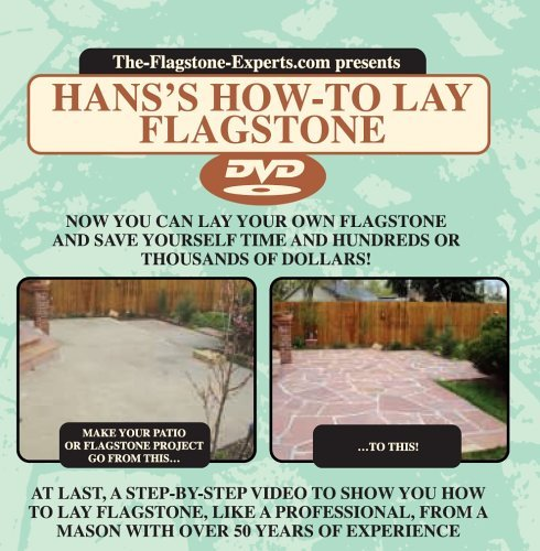 hanss-how-to-lay-flagstone-dvd-by-hans-claussen