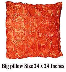 Amazon.com - *Welcome2Thailand* Beautiful Throw Cushion Cover/pillow Ross Case by Handmade Size ...