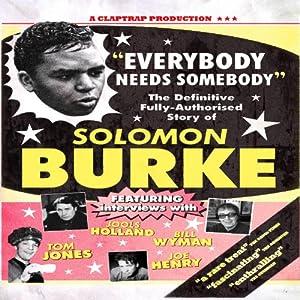 Solomon Burke: Everybody Needs Somebody [DVD] [2007]